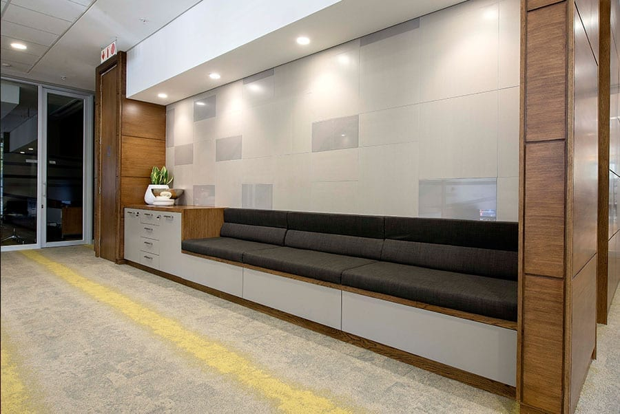 Sustainable flooring part of Total S.A.'S  quest gor Green Star Building Rating