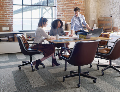 NOISY OFFICE DESIGNS HAMPER STAFF HEALTH AND PRODUCTIVITY