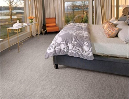 MAKE CARING FOR THAT NEW CARPET PART OF A REGIME