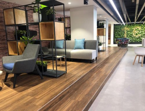 KBAC Flooring provides turnkey package for new Sandton offices