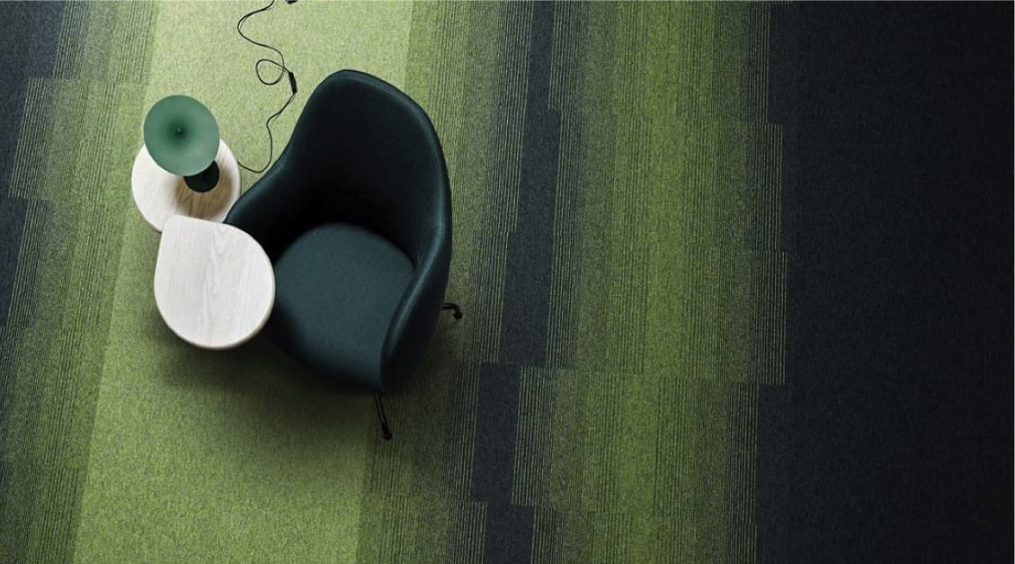 NEW AFFORDABLE INTERFACE FLOORING RANGE NOW AVAILABLE LOCALLY FROM KBAC