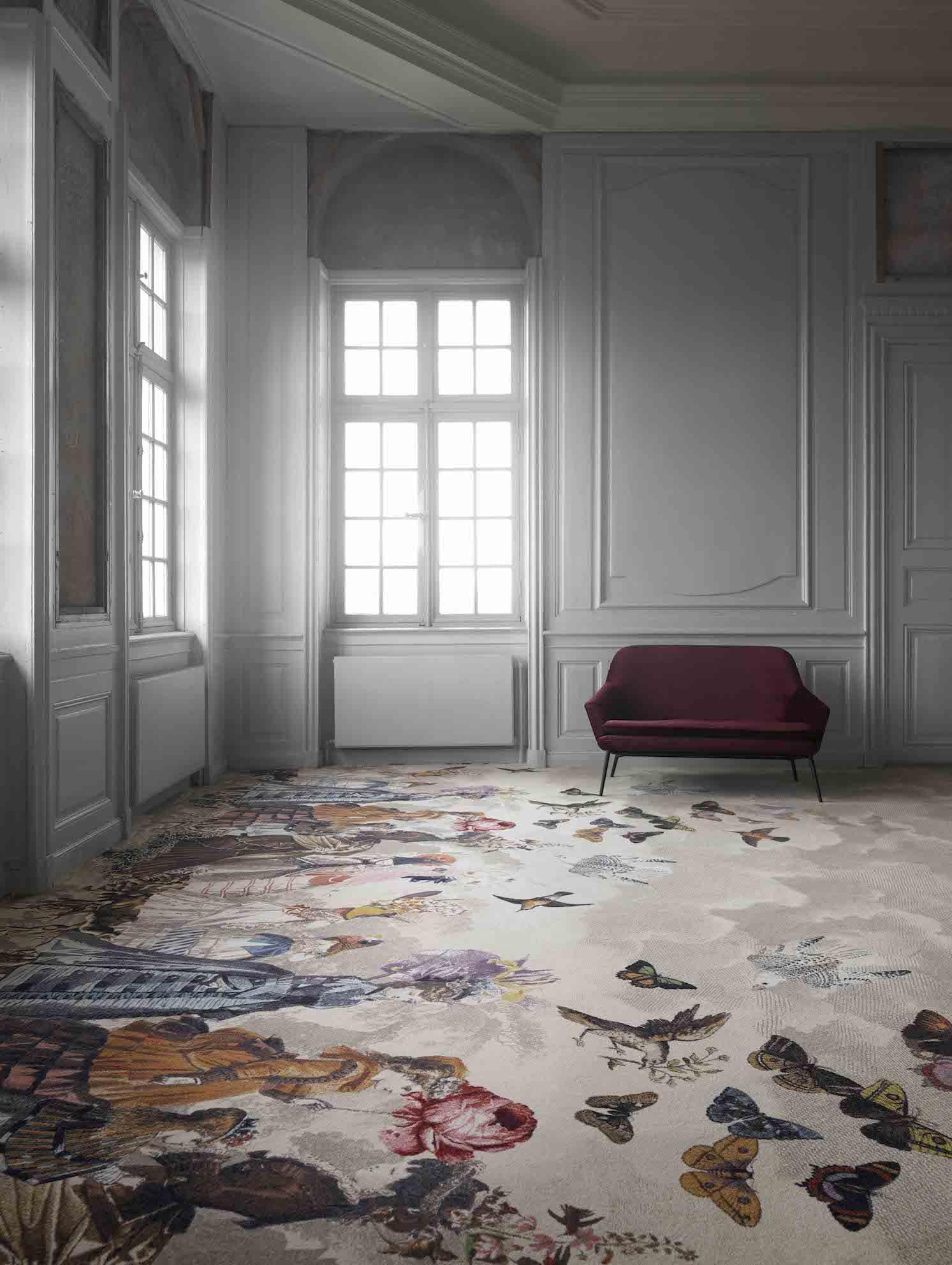 Danish flooring giant launches three new sustainable ranges