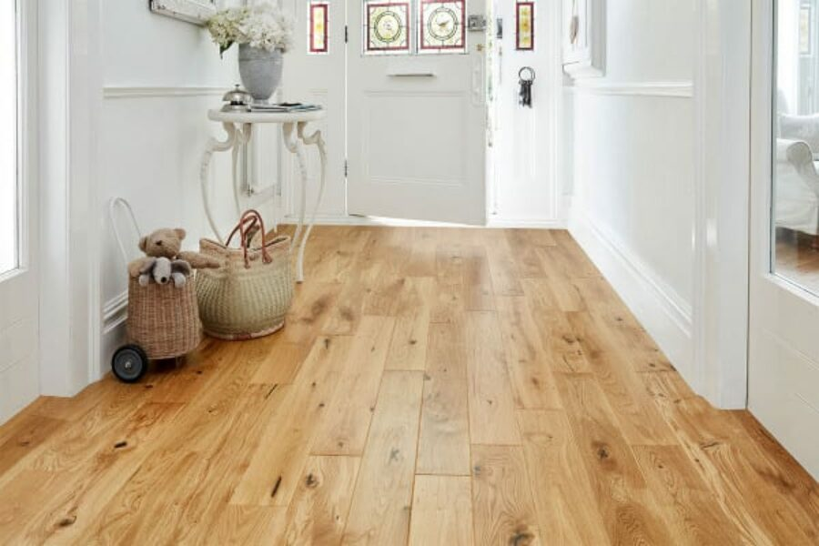 Engineered & Wood Flooring