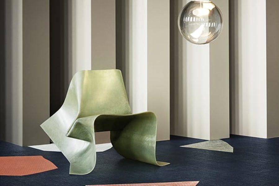 Bold Bolon presence at major Stockholm Furniture Fair