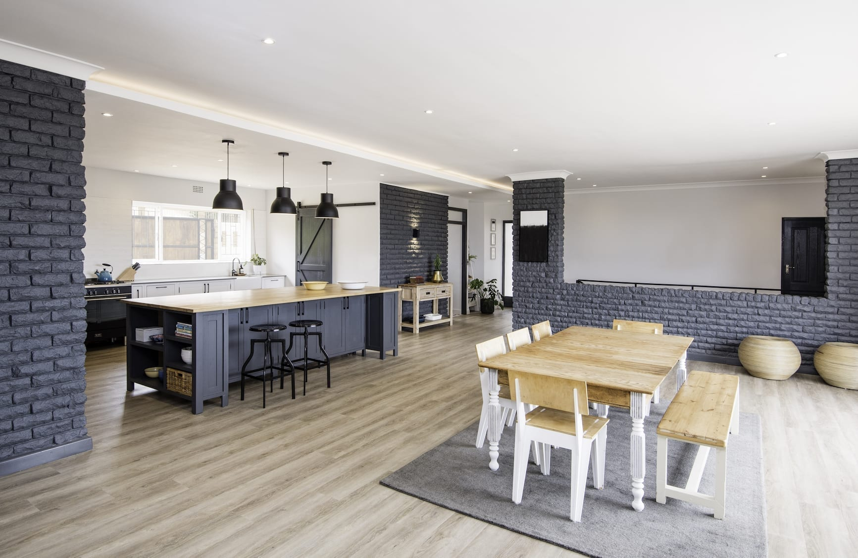 "Vanguard Collection flooring important component for Cape home's ""rabbit warren"" revamp"