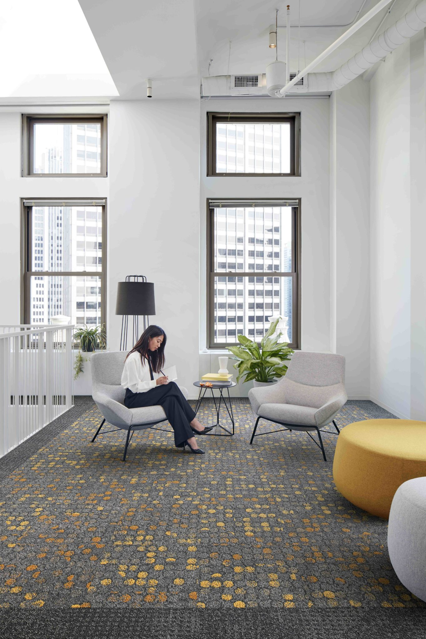 STREETS OF NEW YORK AND LONDON INSPIRE NEW CARPET TILE DESIGNS