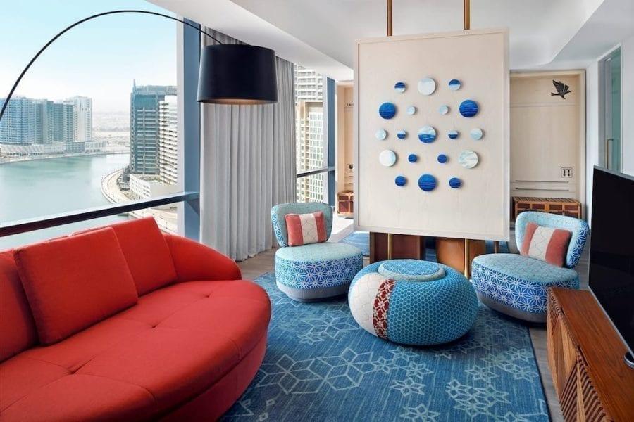 BESPOKE RUGS IMPORTANT DESIGN COMPONENT OF NEW DUBAI HOTEL