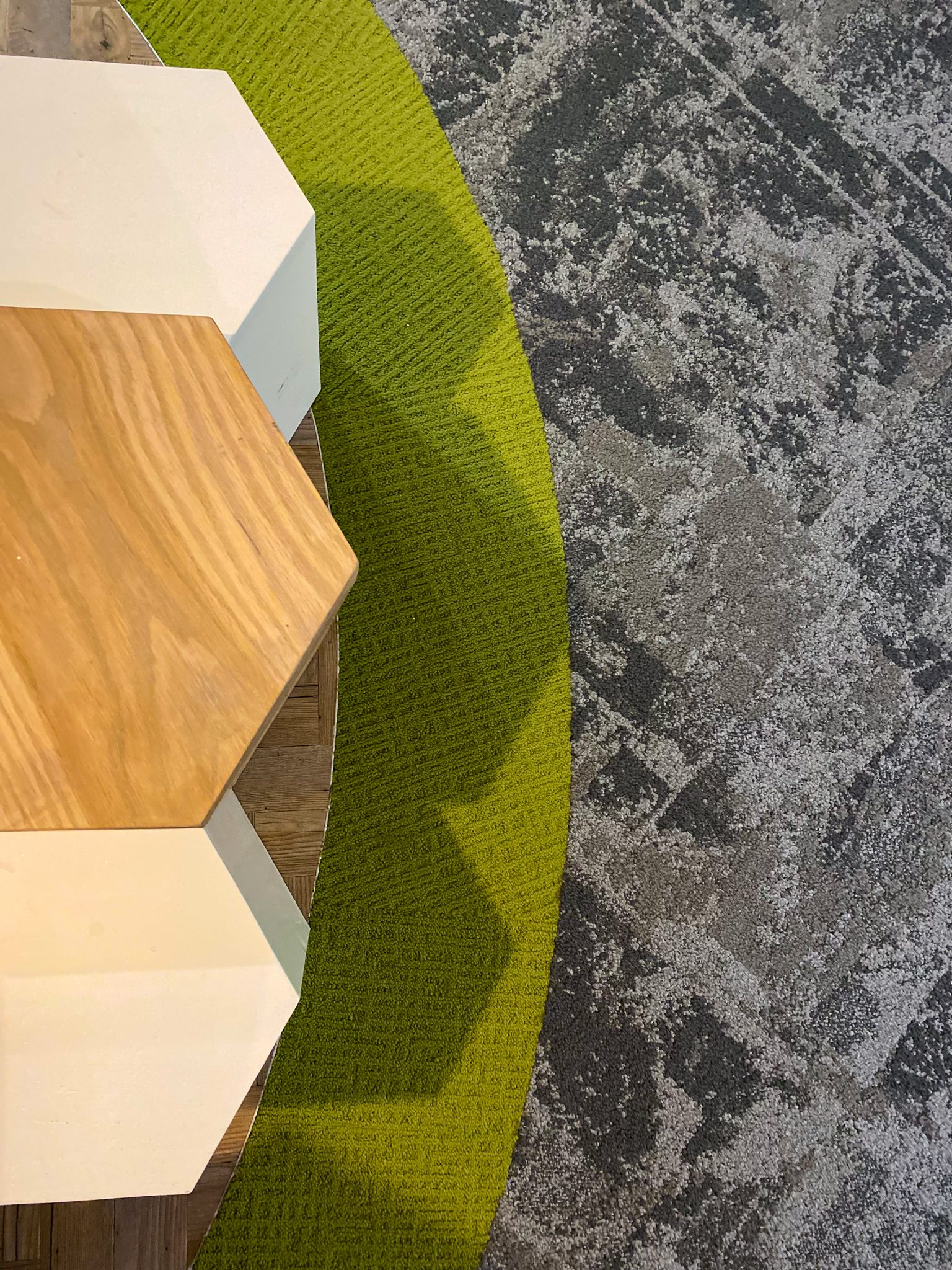 President Hotel makes a bold statement in sustainability with Net Effect Flooring